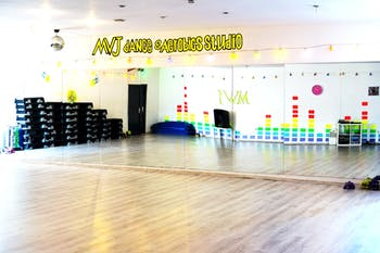 MVJ SPORT Студентска Танци и Аеробика