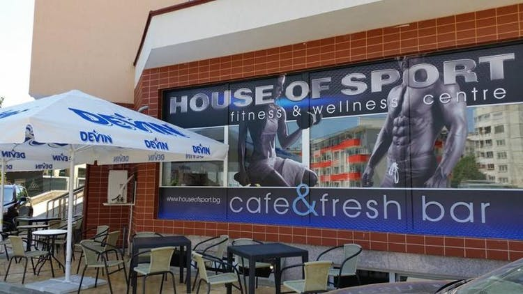HOUSE OF SPORT 2