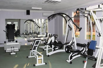 Фитнес STEEL GYM