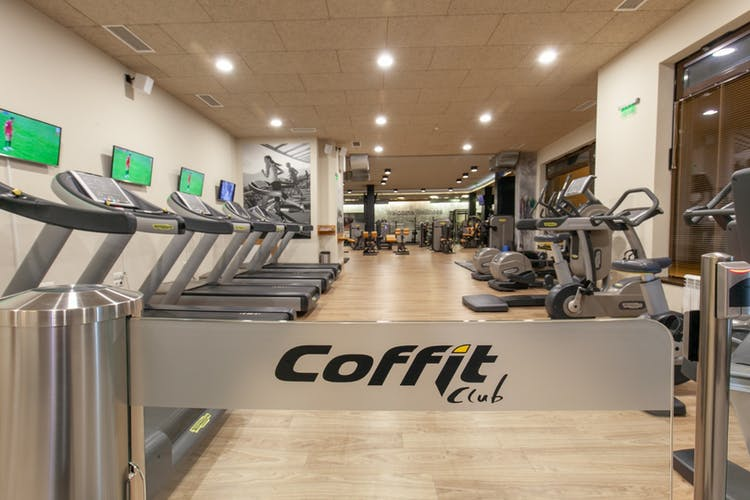 Fitness COFFIT CLUB