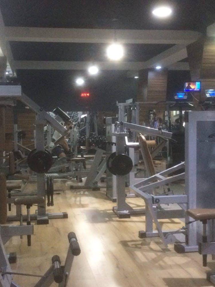 Фитнес GYM 1