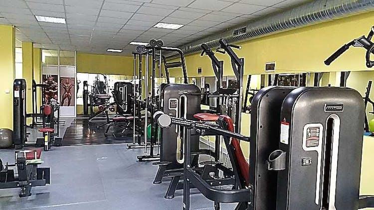 Фитнес център АТЛЕТ