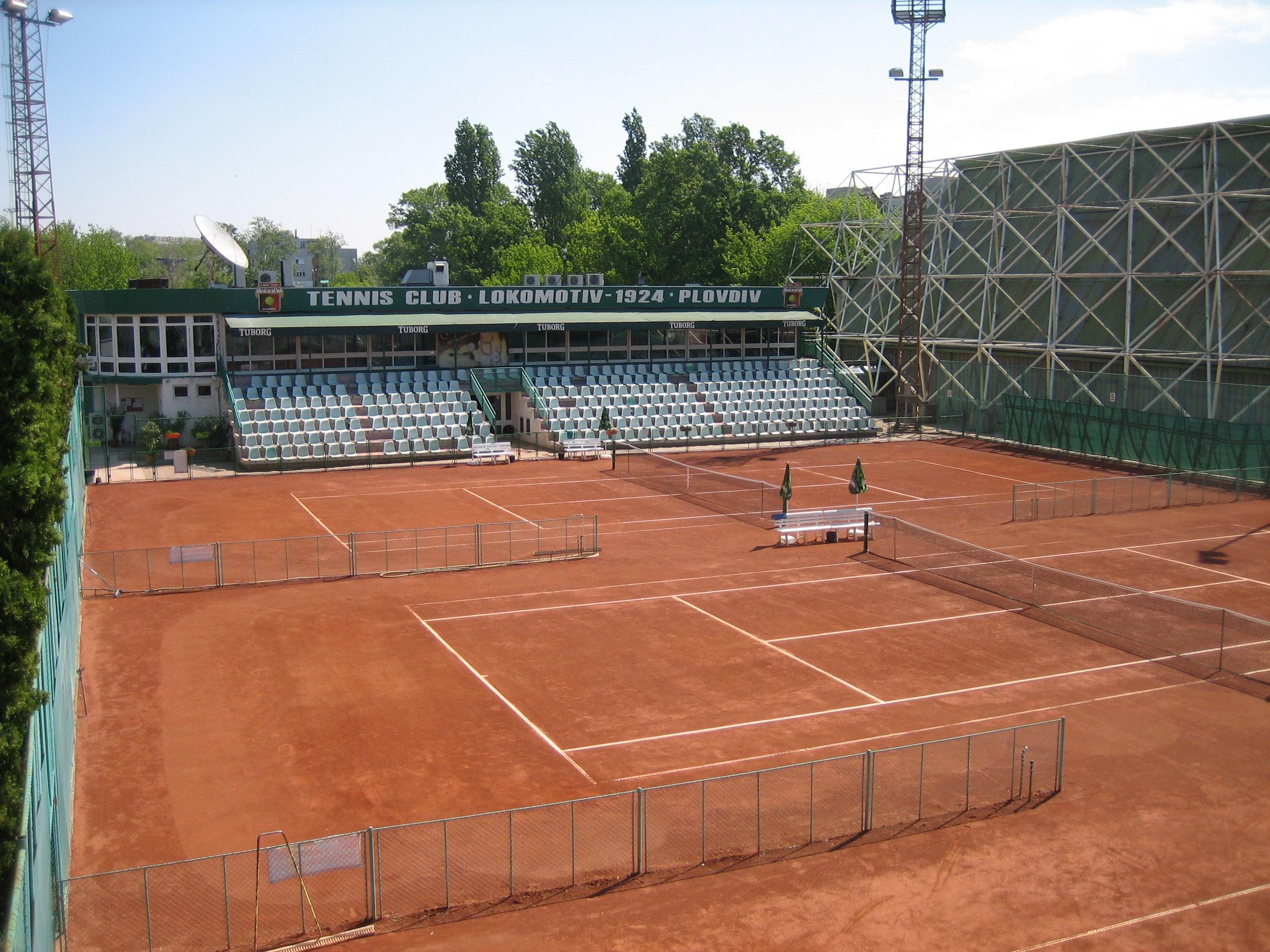 Тенис Клуб Локомотив