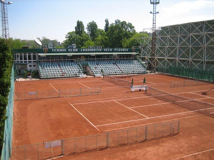 Тенис Клуб Локомотив - Пловдив