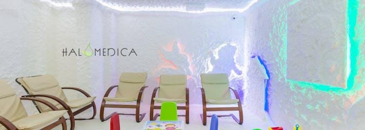 Център за солни терапии ХАЛОМЕДИКА