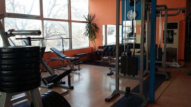 Фитнес център Great Body