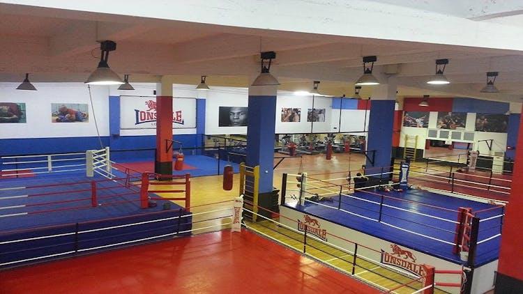 Боксов клуб LonsDale