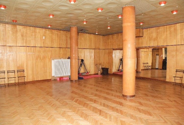 Зала СЕРДИКА