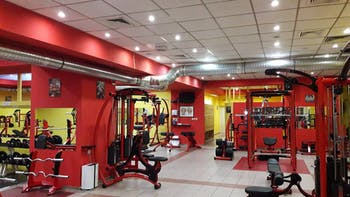 Fitness Club Power and Motion - В.Търново