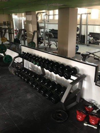 Фитнес зала ЦЕРБЕР