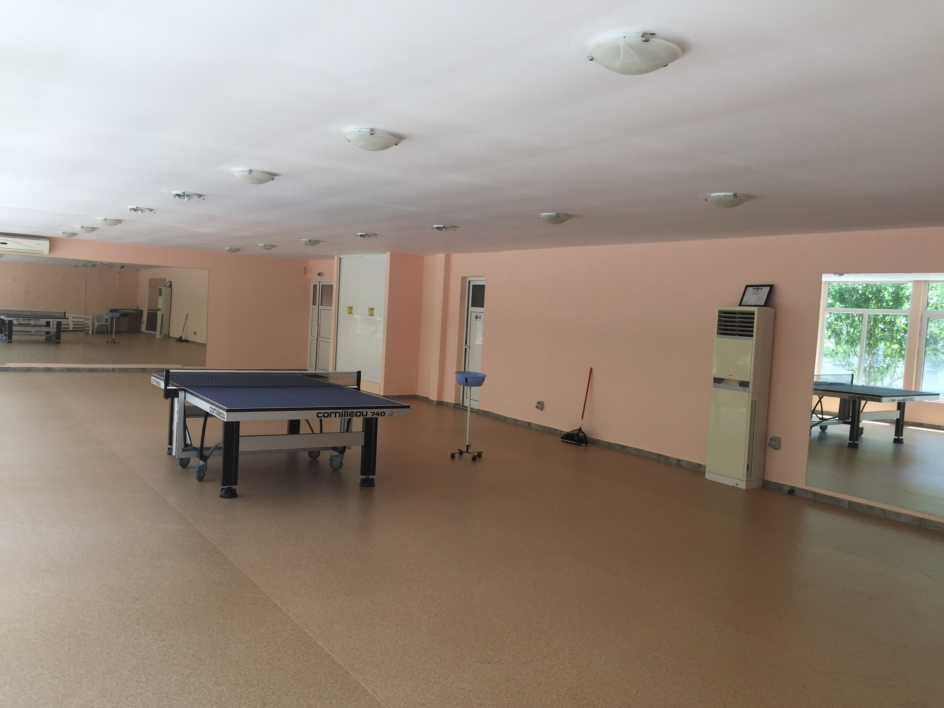 Зала за тенис на маса ПиПонг