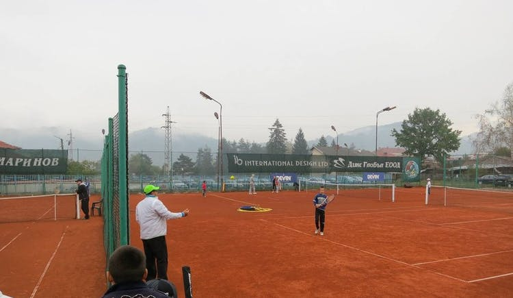 Ски - Тенис Клуб - Троян