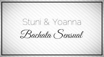 Stuni and Yoanna Bachata Sensual