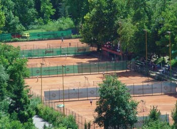 Тенис Кортове Парк Кайлъка