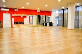 Танцово студио Мушмула