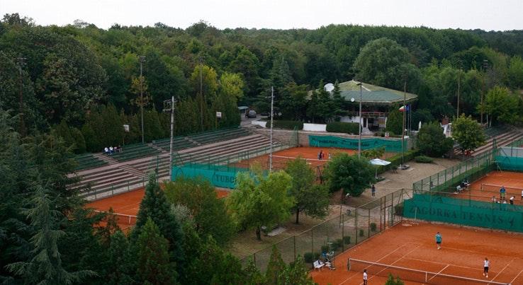 Тенис клуб Хасково 2015