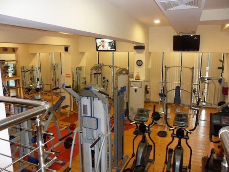 Фитнес зала Олимпия