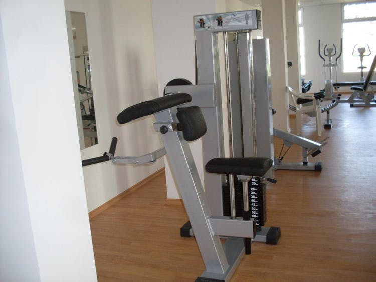 Фитнес зала Валентин
