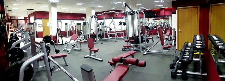 Miletiev's Fitness Center Възраждане