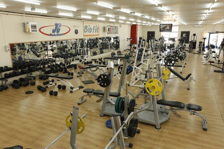 Hard Body Gym