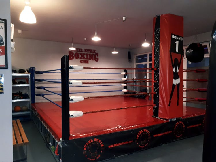 STEEL STYLE BOXING GYM