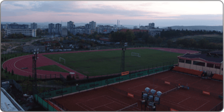 Хотел Sport Palas