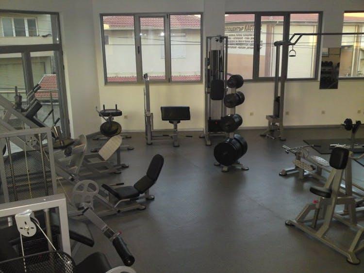 Фитнес клуб Мания Картала