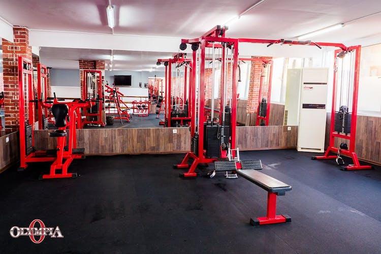 Фитнес Олимпия