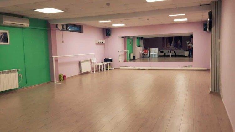 Pretty Dance Hall