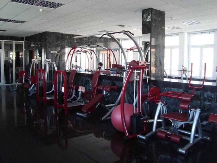 LS fitness