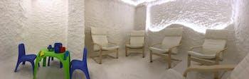 Център по халотерапия (Солна стая)