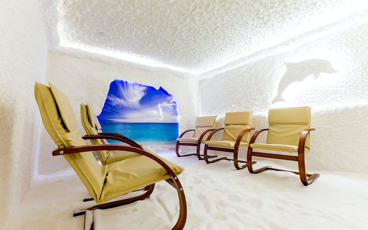Солна стая Гранд Мол Варна