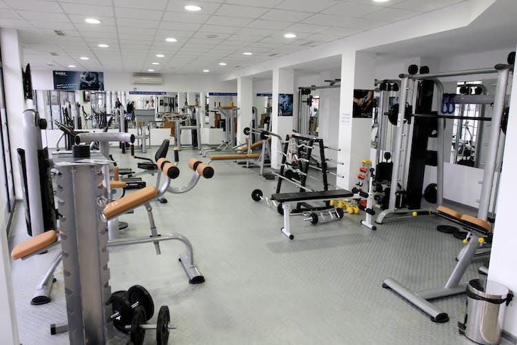 Фитнес център Фулмакс