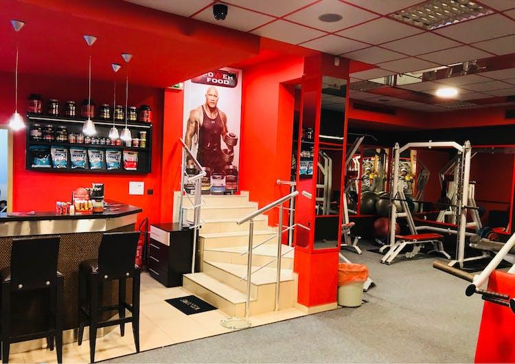 Фитнес & СПА център Fitmag Gym