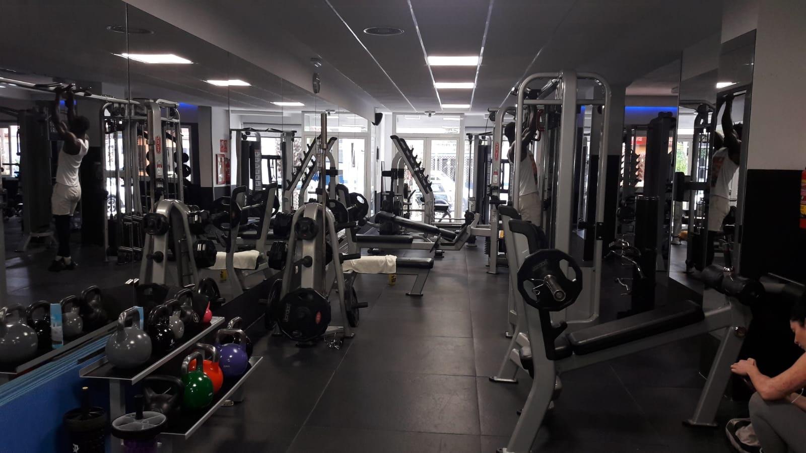 Gym Líneas Ibiza