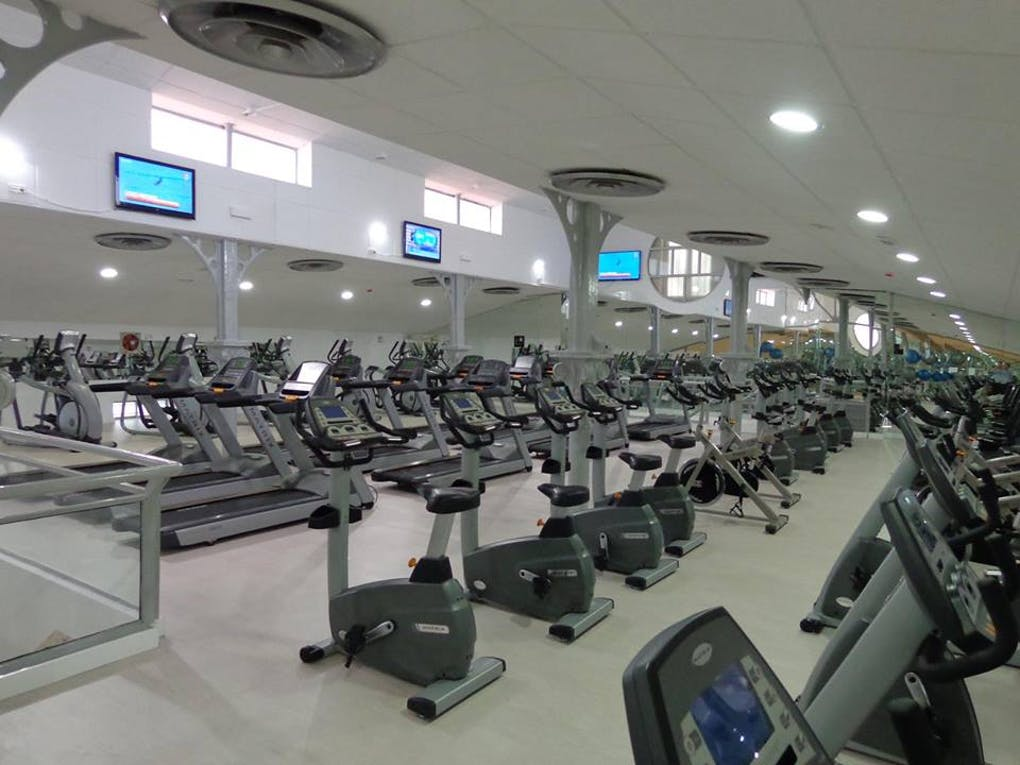 Cr7 Crunch Fitness General Pardiñas