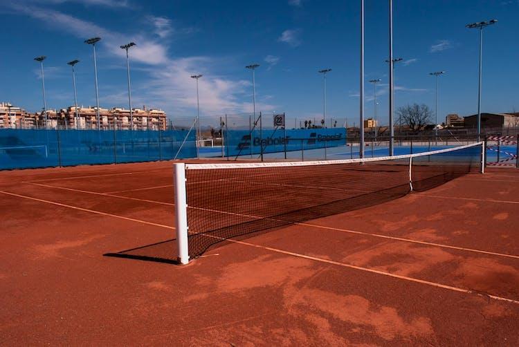 Inacua centro raqueta