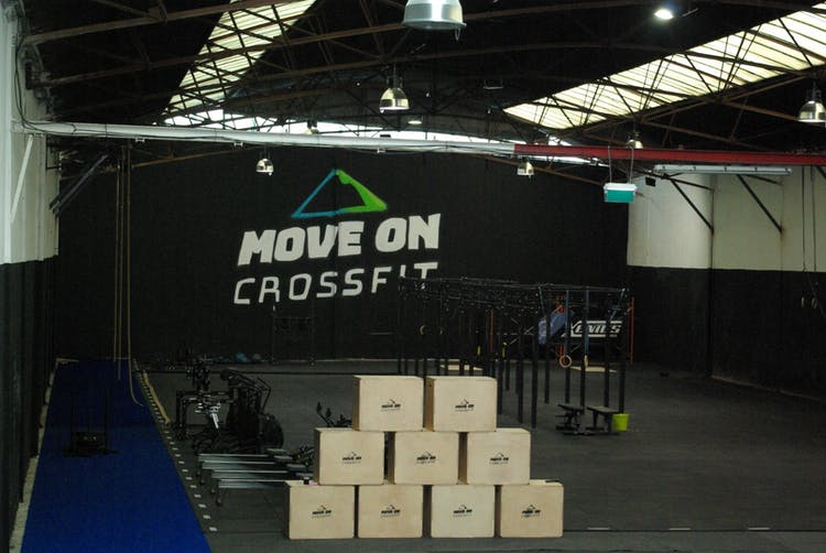 Crossfit Move on