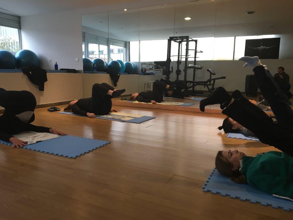 Switch On - Pilates e Movimento