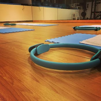 Switch On - Pilates e Movimento