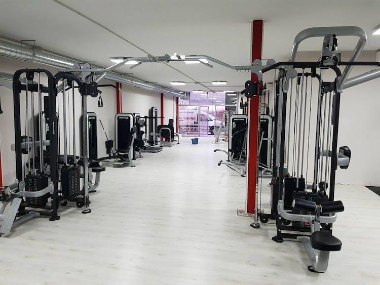 Gym fitness Alovera