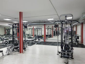 Gym fitness Alovera