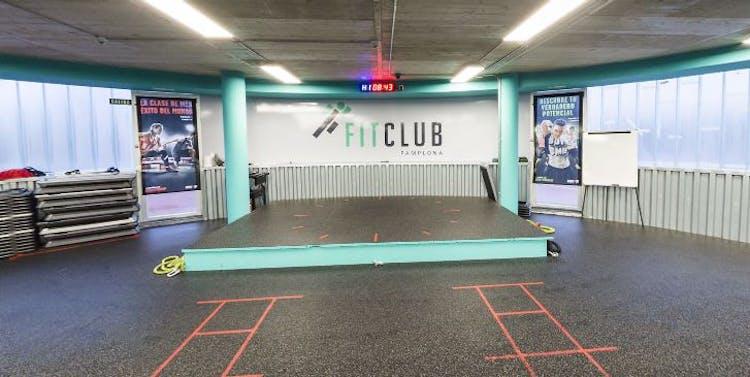 Fit Club Pamplona