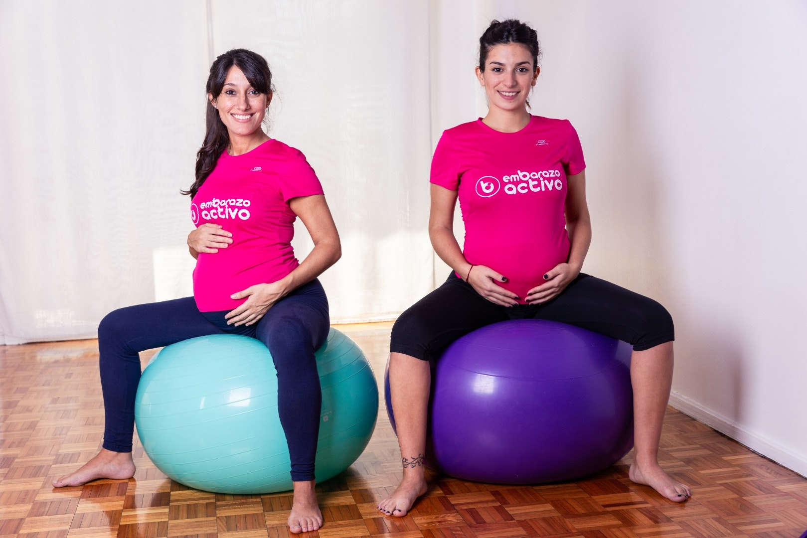 Embarazo activo