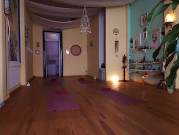 Arjuna Yoga Anjos