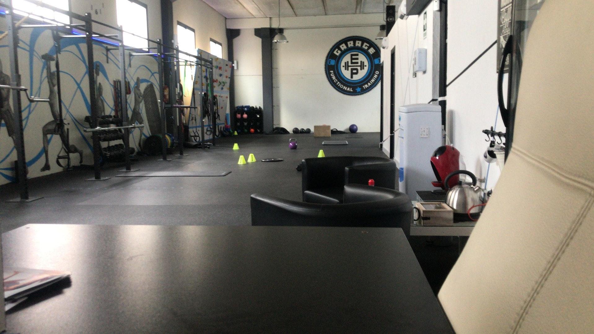 Garage Ftraining