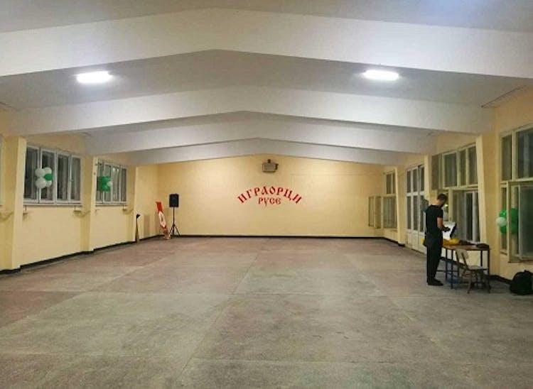 ТШ ИГРАОРЦИ - Завод Найден Киров