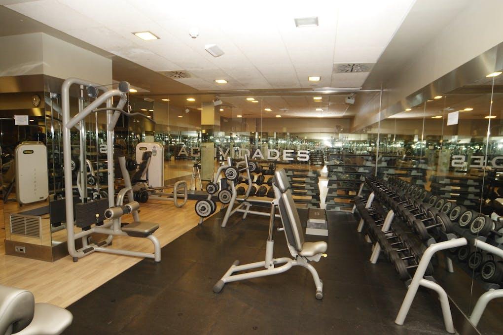 Gym en Spa Meliá Avenida América
