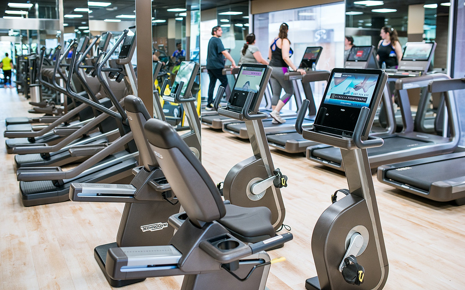 Foto 3 Oferta Kinesia Health & Sport Guadalajara {2} - GymForLess