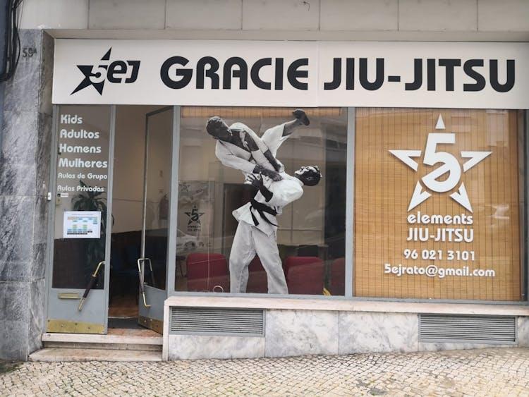 5 Elements Jiu-Jitsu Rato